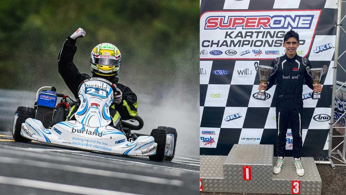 Top 3 finish in 2021 SuperOne championship